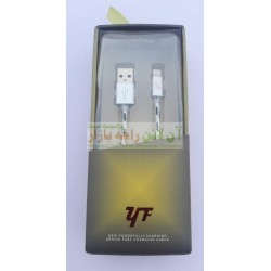 YF Powerful Fast Charging iPhone Data Cable