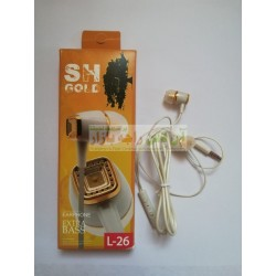 SH Gold Extra Base Hands Free L26
