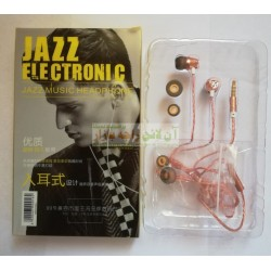 Professional Design Jazz Super Music Hands Free