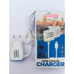 T-10 Power Gold Safe Charger2.1A Output