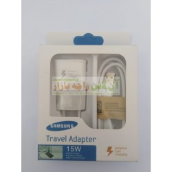 SAMSUNG Travel Charger 15 Watt with Adaptive Fast Charging Micro 8600