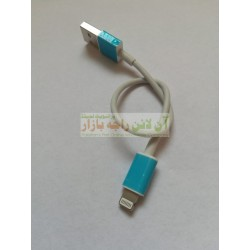 Smart Charging iPhone Power Bank Cable