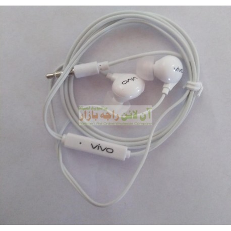 Vivo Thunder Bass Curved Hands Free (Poly Bag Packing)