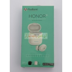 Audionic Premium Wireless BlueTune EarBud Honor-25 with Silicon Charging Case