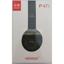 Super Sound Wireless HeadPhone P47i