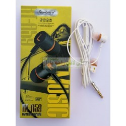 Siminuo Metal End Stereo Universal Hands Free A-59