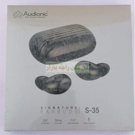 Audionic Long Life True Wireless Signature EarBuds S-35