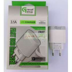 Great Time Original Power Adapter 3.1A