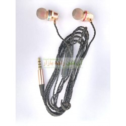 Super Bass Stereo Metal Hands Free