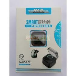 NAZ-222 Smart Wireless HeadSet 5.0 with Power Box