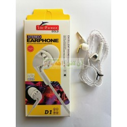 T-10 Power Stylish Head Stereo Hands Free D-1