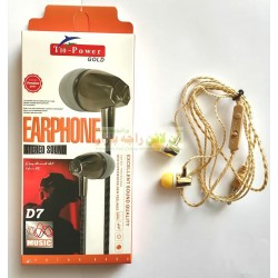 T-10 Power Shine Head Stereo Hands Free D-7