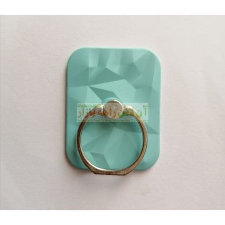 Stylish 3D Back Ring Clip for Mobile