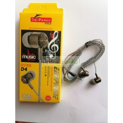 T-10 Power Round Head Stylish Stereo Hands Free D-4