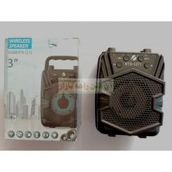 Multi Function Wireless Bluetooth Speaker KTX-1271