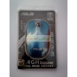 ASUS Soft Click Wireless Durable Opticle Mouse