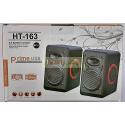 Compact Design Dabang Sound Stylish Computer Speaker HT-163