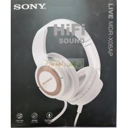 SONY Hi-Fi Sound New Stylish Headphone MDR-X06