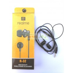 Realme Super Bass Stereo Sound Hands Free R-32