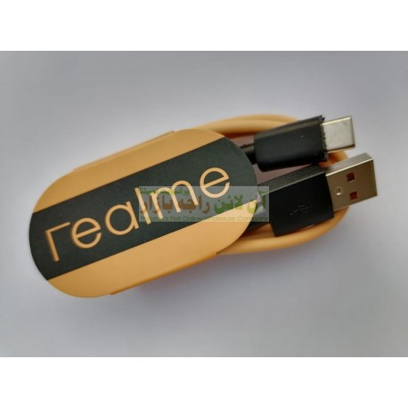 Realme Branded Safe Speed Data Cable Type C