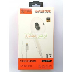 YSDBBC Stereo Sound i7 Lightning Hands Free for iPhone