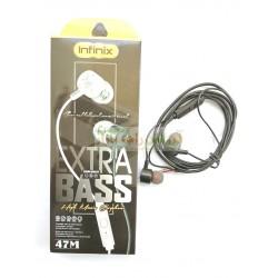 Infinix Smart Quality Super Bass Stereo Hands Free