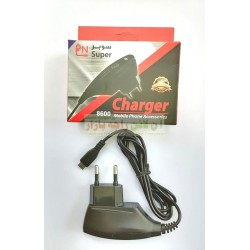 PN Super Regular Quality Micro 8600 Charger with Light