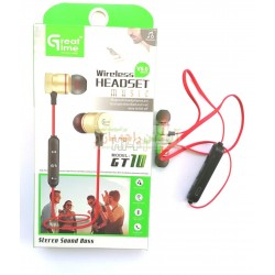 Great Time Comfortable BlueTooth Headset GT-10