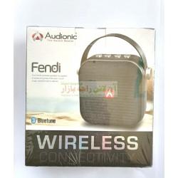 Audionic Fendi BlueTune Portable Wireless MP3 Speaker