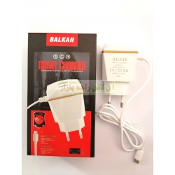 BALKAN Auto-ID 2-Ports Safety Charging Fast 8600 Charger 2.4A