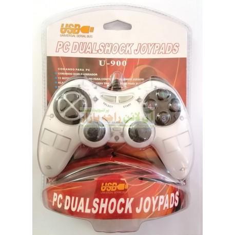 Dual Shock Vibration Alert Gaming Joypad U-900