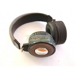 Super Flexible Boost Plus Sound Metal Wireless Headphone