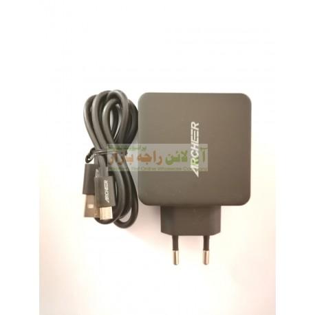 ARCHER Dual USB Super Fast Charger 3.0A