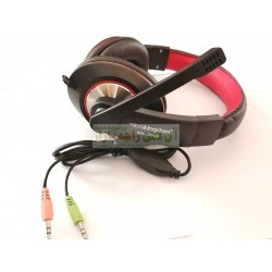 Micro Kingdom Stylish Extra Bass Gaming Headphone With Mic Support