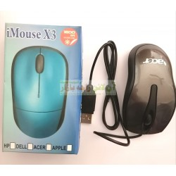 ACER Durable Soft Click Office Mouse X3