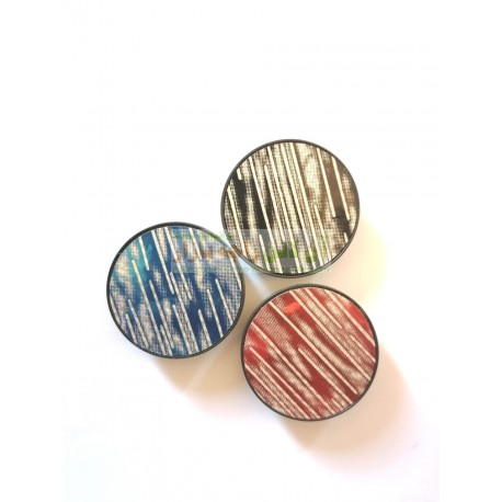 Colorful Shining Mobile Back Ring Clips