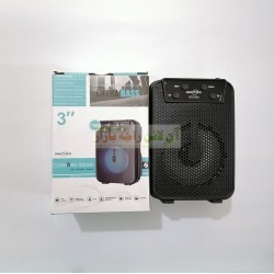 Extra Bass Clean & Big Sound Bluetooth MP3 GTS 1345