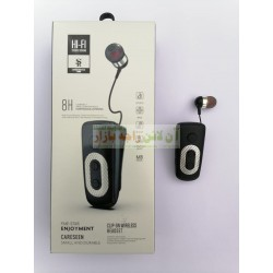 HiFi Small & Durable Clip-on Wireless Headset M-8