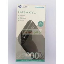 DANY Galaxy 5000mAh Power Bank 2.1A G-7
