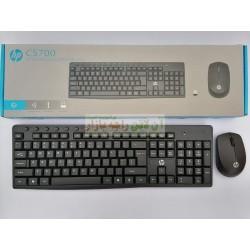 HP Wireless Keyboard & Mouse Combo CS-700