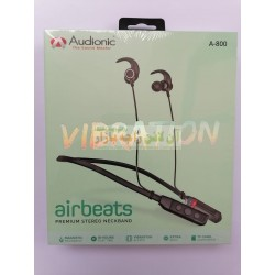 Audionic Premium Stereo Neckband Airbeats A-800