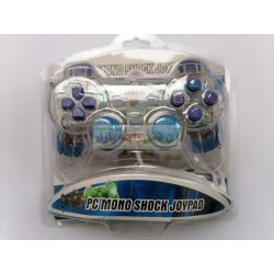 Crystal Case Mono Shock Joypad for Gaming