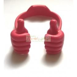 OK hand mobile phone holder , Hand Shape Mobile stand