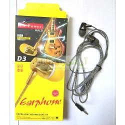 T10-Power Stylish Head Extra Bass Hands Free D-3