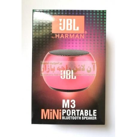 JBL Harman Extra Bass Mini Portable Bluetooth Speaker M-3