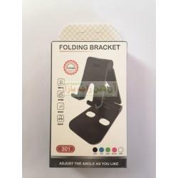 Folding Bracket Adjustable Table Stand For Mobile & Tabs