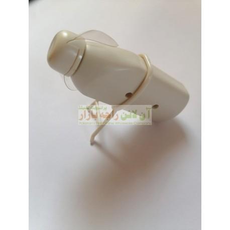Quick Air Throw Simple Mini Handy Fan