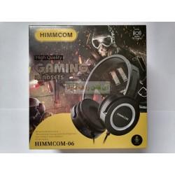 Stereo Sound Extra Bass Gaming Headphone COM H-06