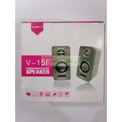 Music-F Hifi Multimedia Computer Speaker V-15