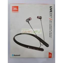 JBL Harman Heavy Duty Wireless Earphones Live-200BT